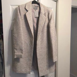 NWT ASOS Beige Coat